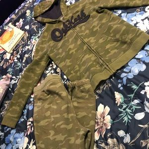 OshKosh Jogging Suit